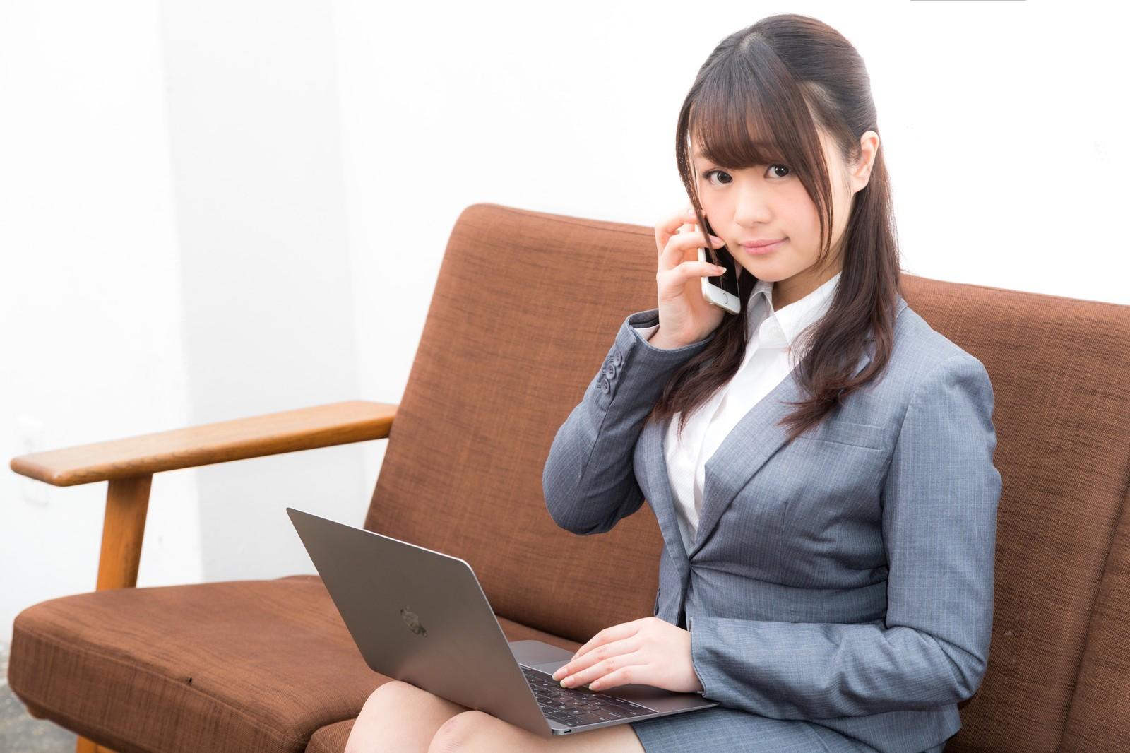 女性営業職の仕事内容