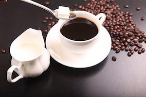 コーヒーで吐き気を感じる