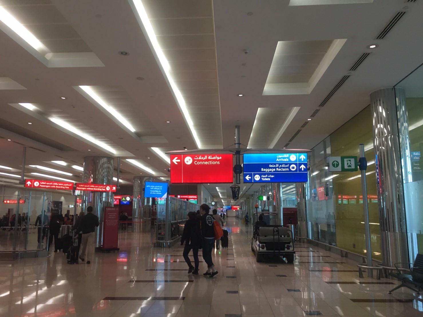 羽田空港〜ウィーン_171228_0027
