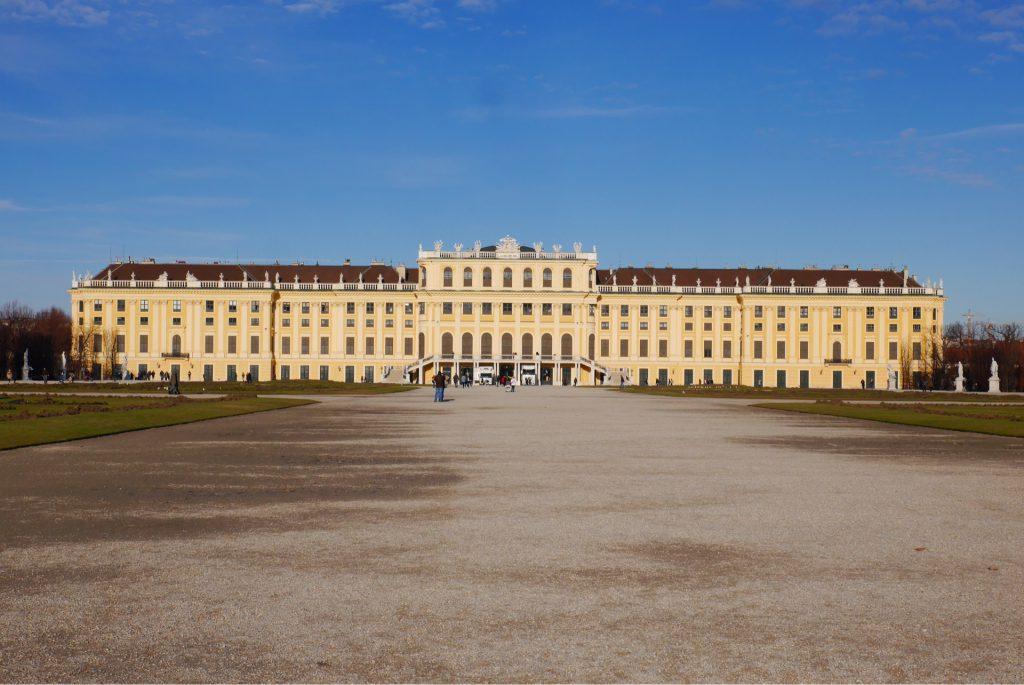 ウィーンの旧王宮