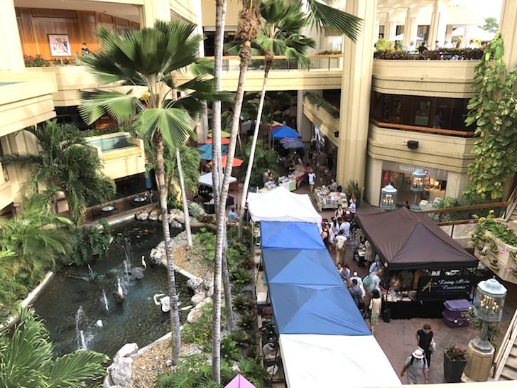 ハワイのファーマーズマーケット