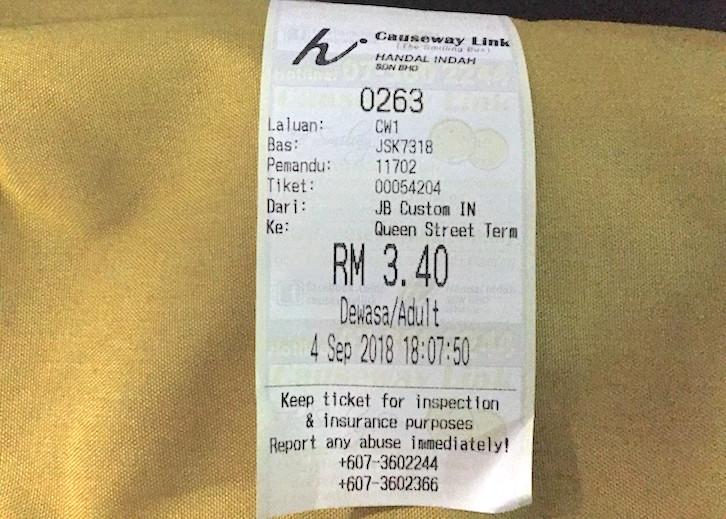 CW-ticket