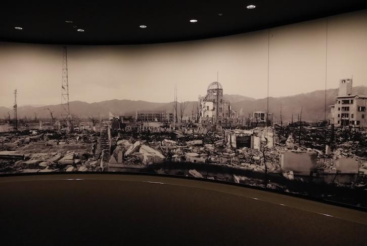 広島駅から原爆ドーム観光、1時間でも観られるので是非訪ねて欲しい!